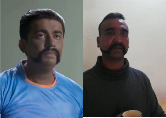 Jazz TV spoofs Abhinandan in World Cup ad and the Internet