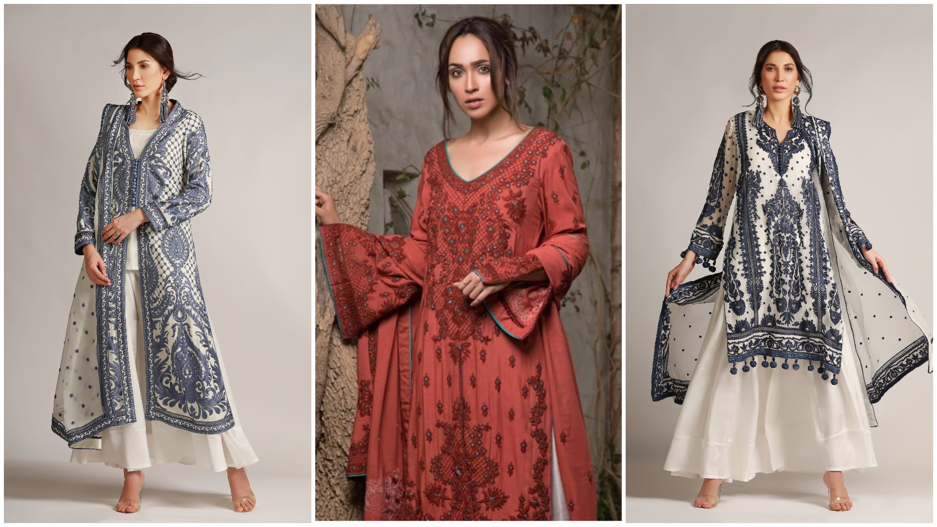 Khaadi Khaas 'Gypsy' Collection at Pantene Hum Showcase 2019