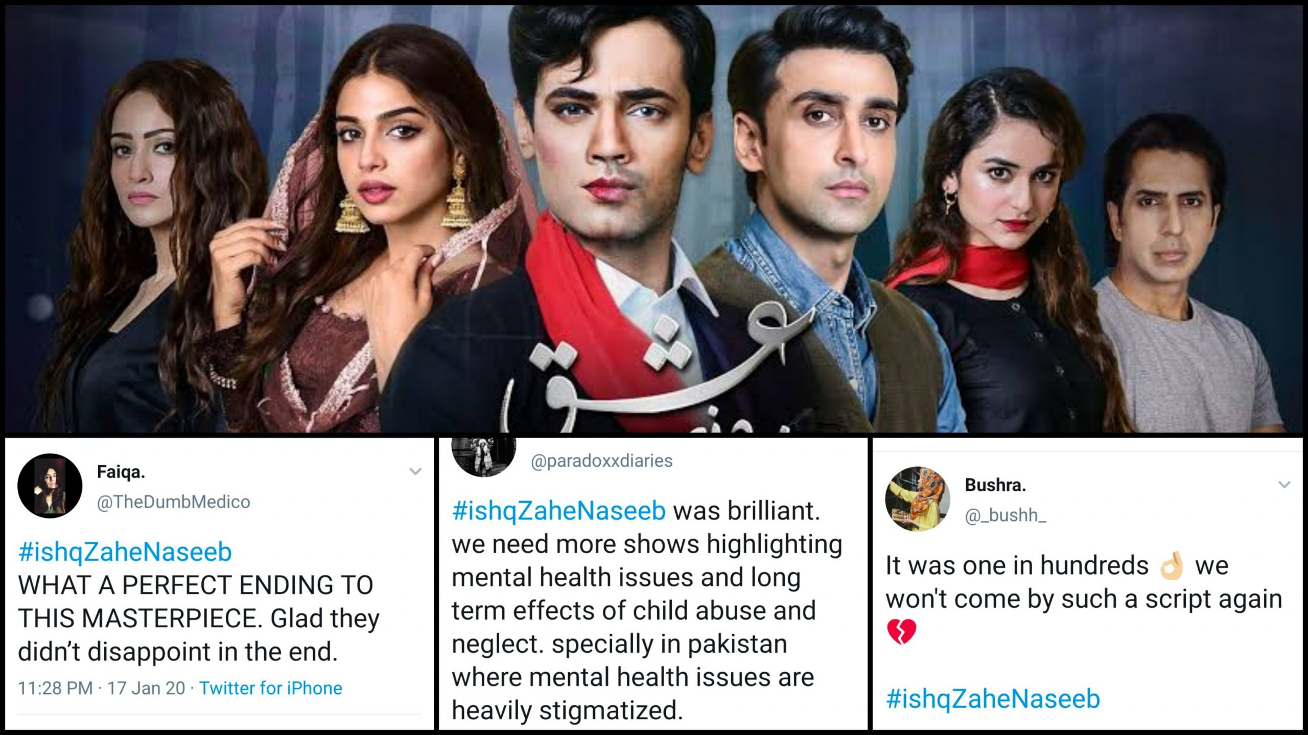 Ishq Zahe Naseeb Gave The Audience An Ending They Ll Never Forget And People Are Living For It Diva Magazine