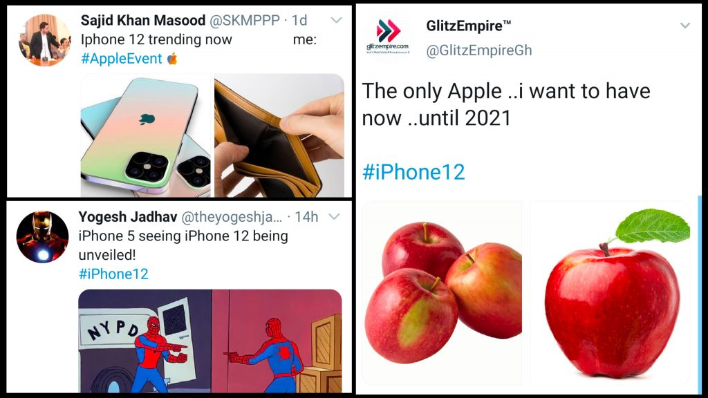 Apple Launches The Iphone 12 Jokes Memes Flood Social Media Diva Magazine
